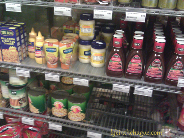 Albert Heijn (Or: Glad I don't need to ship yellow mustard in) (2/3)