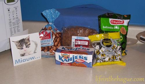 Stroopwafels (Or: Dutch treats in an American cupboard)