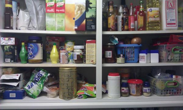 Variety (Or: Inside a Dutch cupboard)