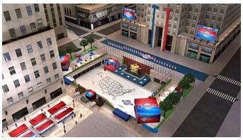 Election 2012 (Or: Rockefeller Plaza) (2/3)