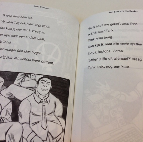 example of easier to read Dutch book