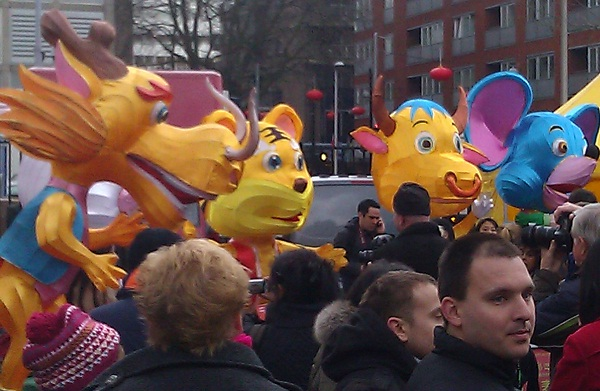 Chinatown Den Haag Chinese New Year