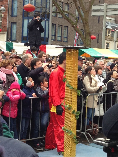 Chinese New Year Den Haag 2013 crowd