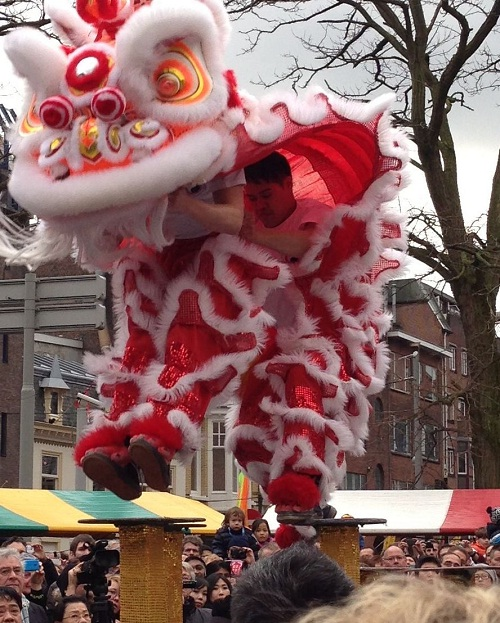 Chinese New Year Den Haag 2013