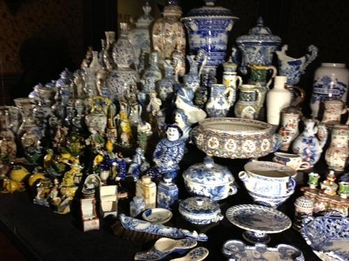 Gemeente Museum Delft blauw examples