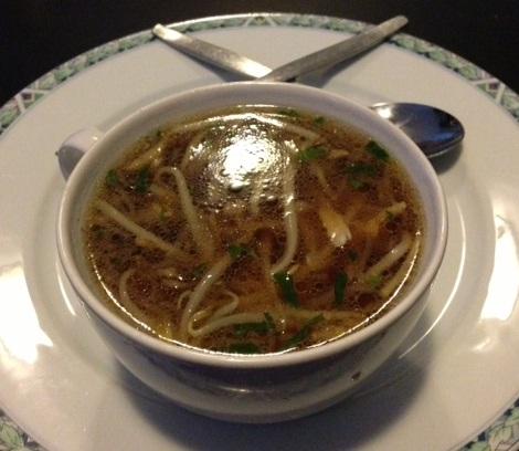 Saoto soep speciaal from Warung Mini