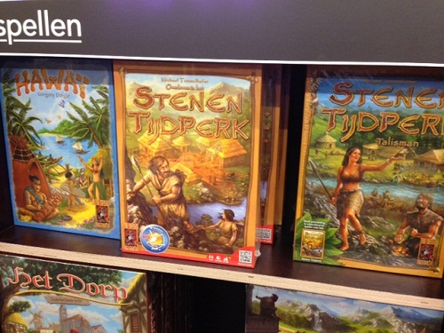 board games translated to Dutch