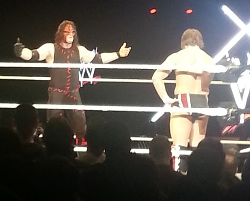 Kane WWE Rotterdam, The Netherlands