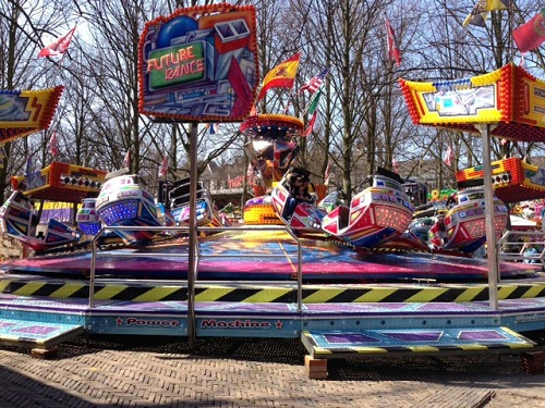 ride at a Dutch carnival
