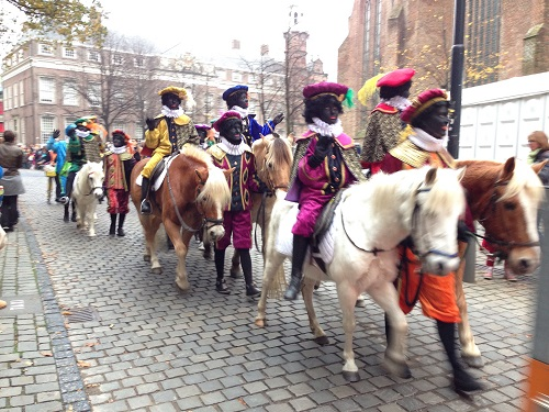 Sinterklaas parade 2 Den Haag 2013