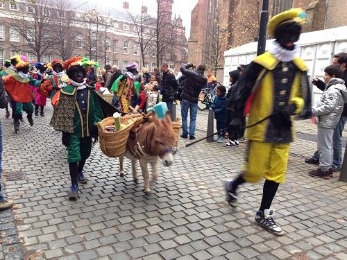 Sinterklaas parade 3 Den Haag 2013
