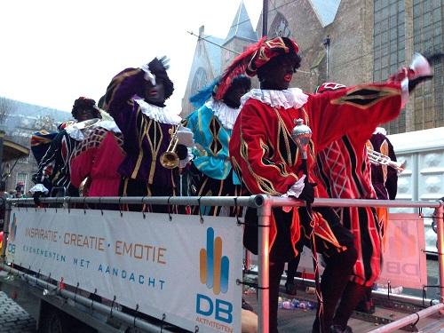 Sinterklaas parade 4 Den Haag 2013
