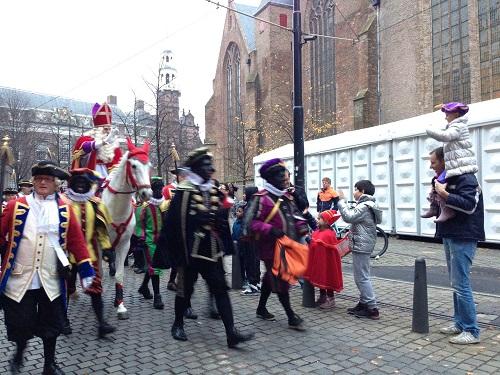 Sinterklaas parade Den Haag 2013