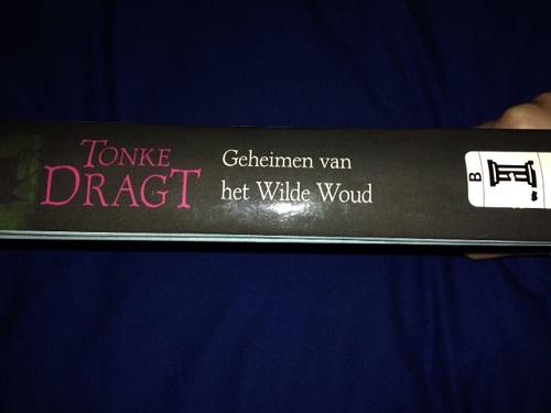 Tonke Dragt Geheimen B boek