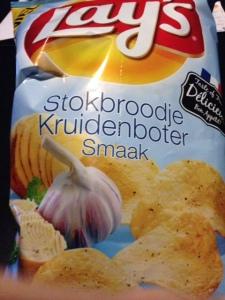 Dutch lays chips kruidenboter smaak