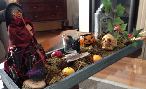 Halloween decorations 2014