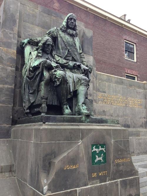 statue Dordrecht