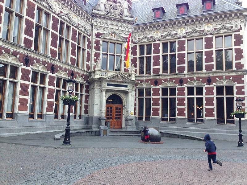 Academic building Utrecht
