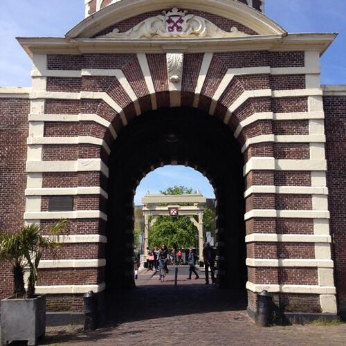 Gates in Leiden