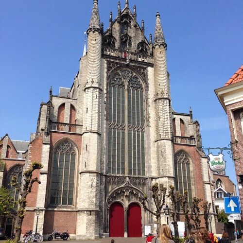 Church in Leiden