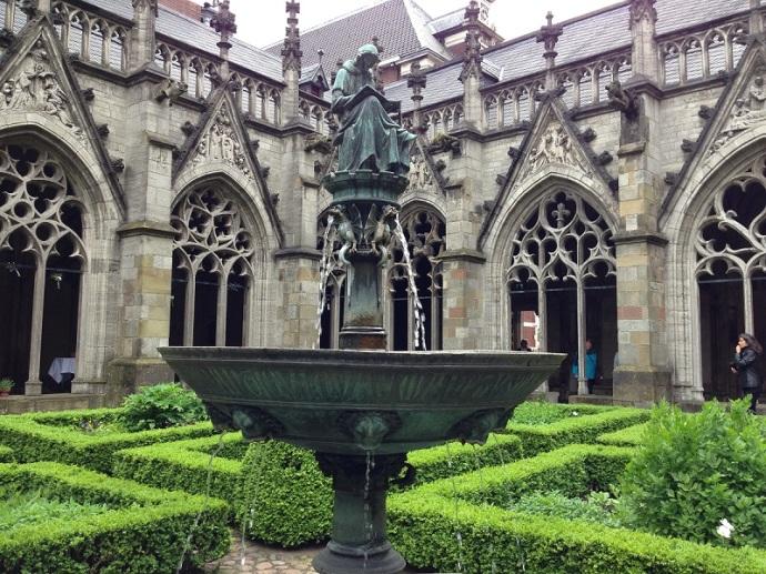 Pandhof in Utrecht