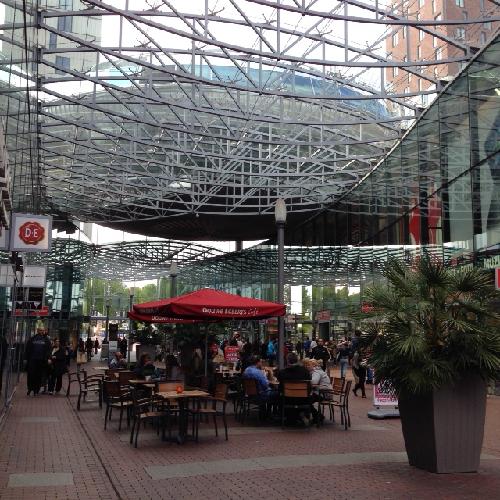Zoetemeer shopping center