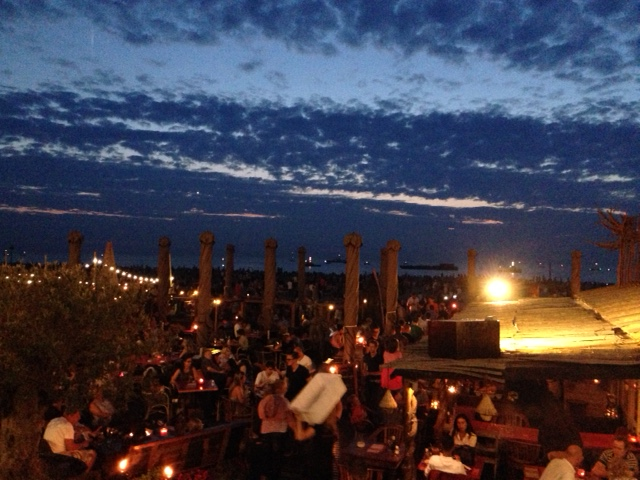 Fireworks festival in Scheveningen