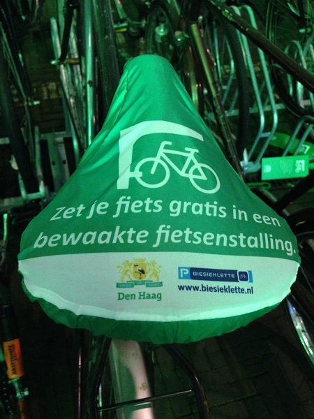 Bikes in The Hague