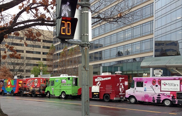 food trucks in Washington DC