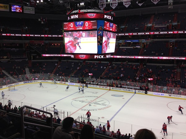 Washington Capitals vs Dallas Stars