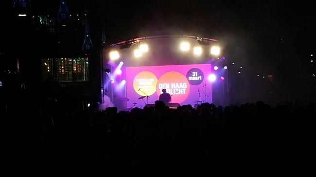 Den Haag verlichting stage