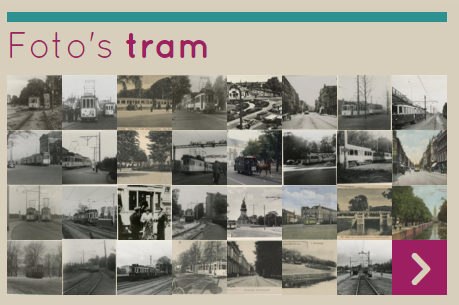 Photos of trams