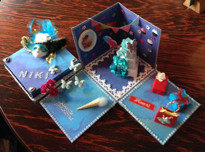 Birthday card box (2)