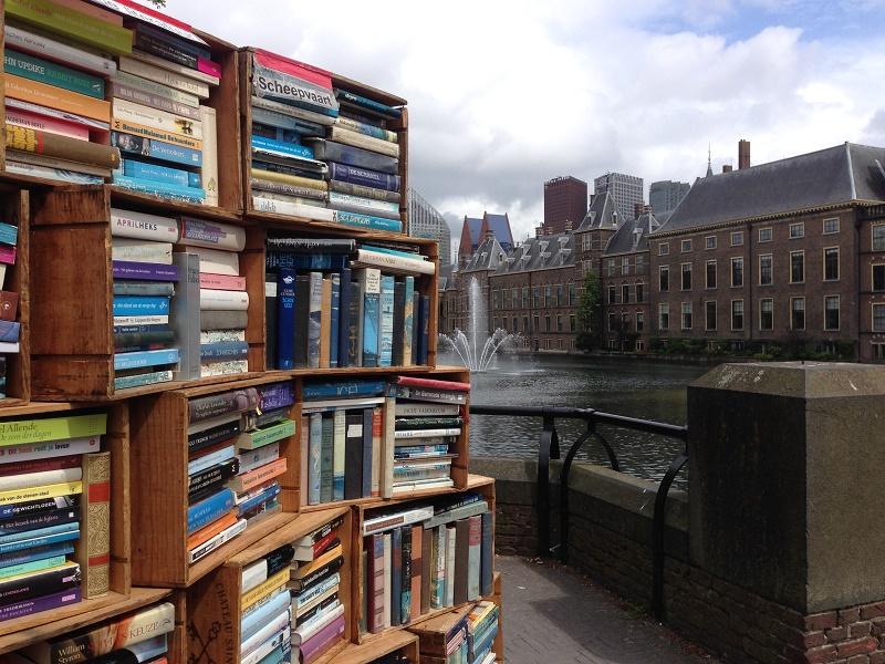 Books at Buitenhof Den Haag 2