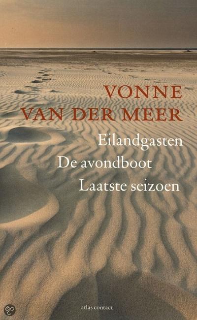 Eilandgasten trilogie book cover