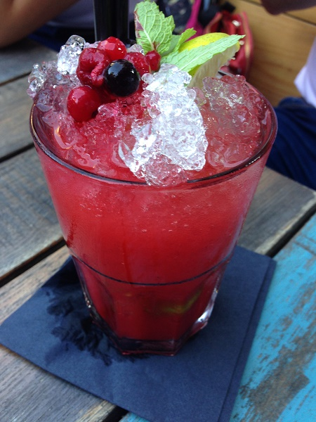raspberry-mojito-at-milu-the-hague