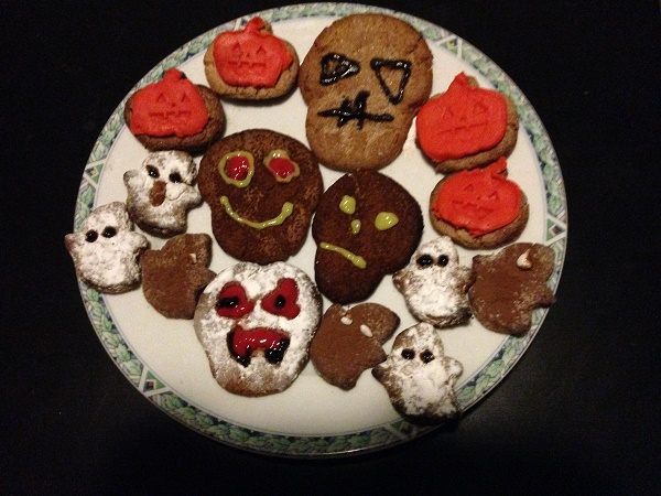 homemade-halloween-cookies