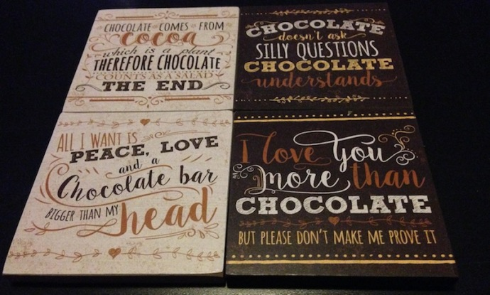 four-chocolate-sayings