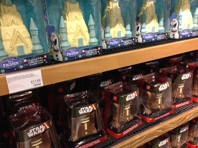 chocolate-decorations-on-sale-for-easter-at-marks-and-spencer