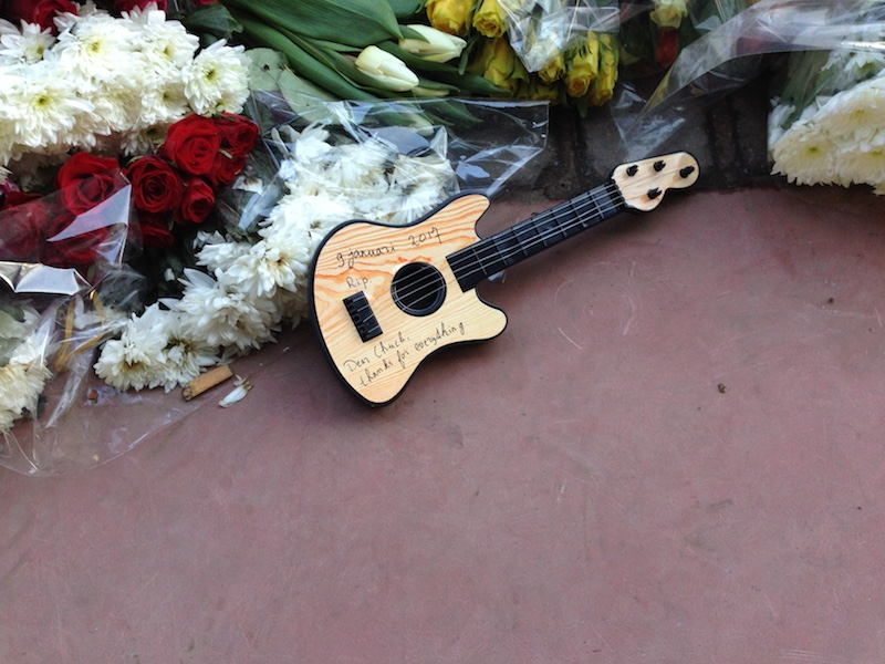 mini-guitar-by-chuck-deelys-memorial-at-central-station
