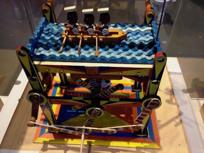 swimmers-at-exploratorium-curious-contraptions-exhibit