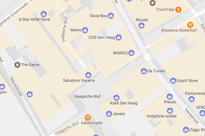 haagse-bluf-in-the-hague-google-maps