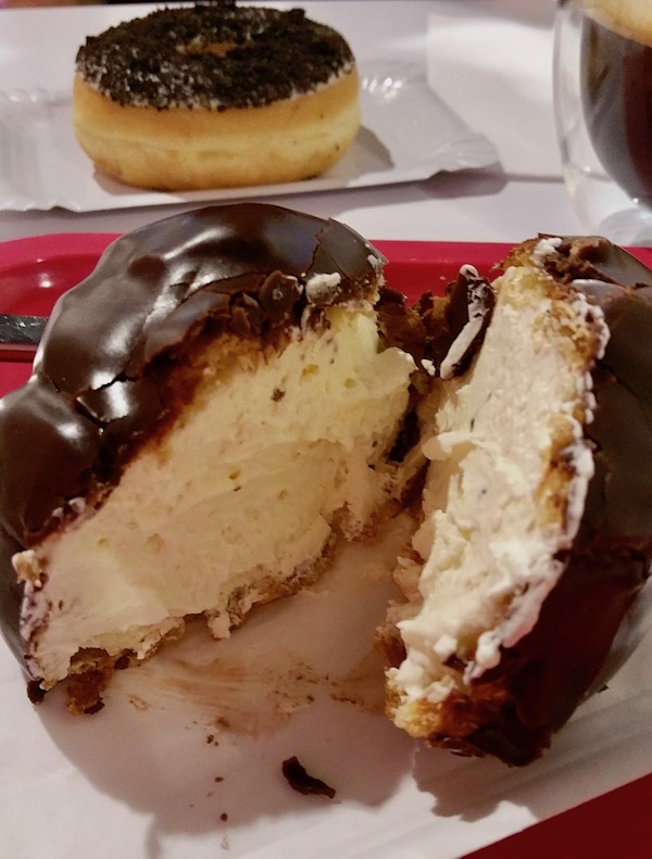 Bossche bol - on the inside
