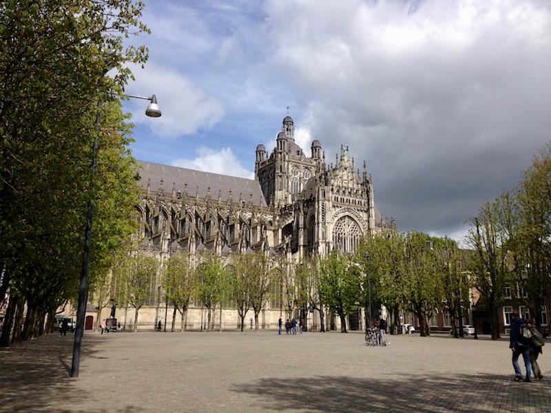 St John's church in Den Bosch