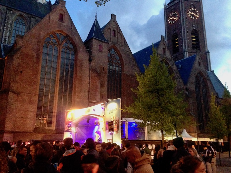 The Life I live festival 2017, Kerkplein in The Hague