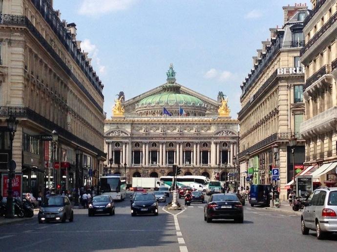 Paris Opera (Palais Garnier), Paris