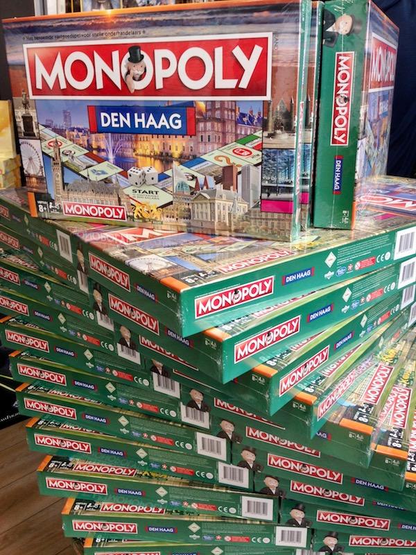 Monopoly - Den Haag edition