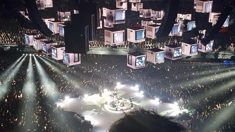 Metallica at Ziggo Dome, 2017