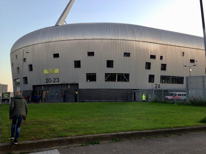 ADO Den Haag football stadium