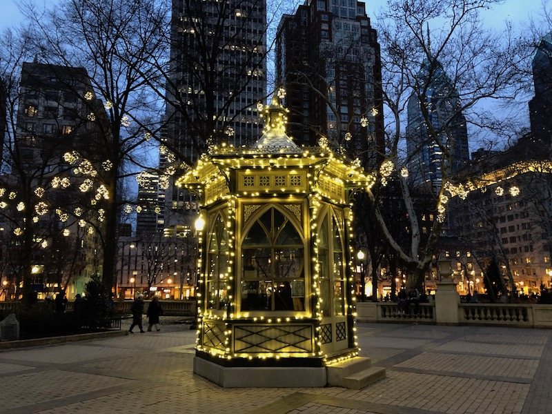 Rittenhouse Square in Philadelphia